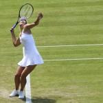 Grâce à son classement, Maria Sharapova peut participer aux qualifications de Wimbledon.