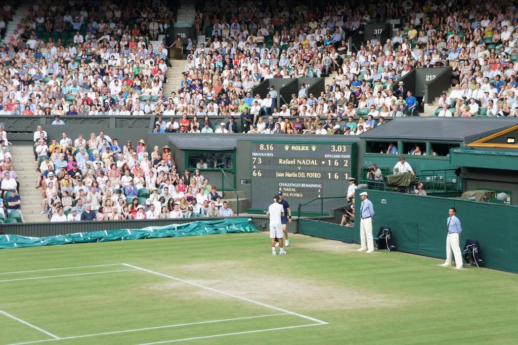 Nastase ni invité, ni le bienvenu à Wimbledon après ses propos controversés en Fed Cup