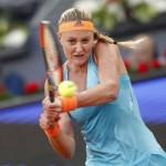 Après deux finales successives et 4 depuis le début de la saison, la Française Kristina Mladenovic est tombée d'entrée au tournoi WTA de Rome mardi. Une surprise.