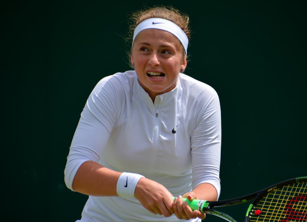 La jeune Jelena Ostapenko disputera sa première demi-finale majeure