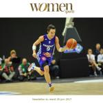 Au programme de la newsletter Women Sports cette semaine : la route de Céline Dumerc et de ses coéquipières à l'EuroBasket 2017, la victoire de Donna Vekic au tournoi WTA de Nottingham et la médaille de bronze d'Ysaora Thibus aux Championnats d'Europe d'escrime 2017.