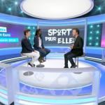 Lionel Rosso a reçu Sylvie Pascal Lagarrigue, présidente de l'Euro de handball féminin 2018, et Nodjialem Myaro, présidente de la Ligue féminine, pour parler organisation et enjeux de la compétition.