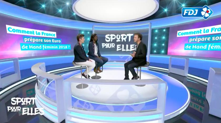 Comment la France s'organise-t-elle à un an de l'Euro de Handball féminin?