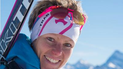 Rencontre avec Laetitia Roux, légende du ski-alpinisme