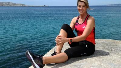 Nathalie Simon:  «Le sport est une exaltation des sens»