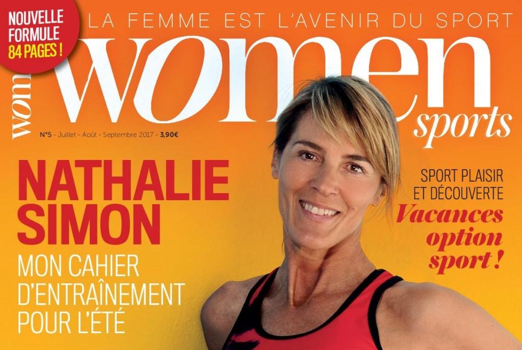 Pour son premier anniversaire, Women Sports augmente sa pagination pour toujours plus de plaisir !