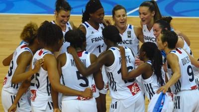 Les Françaises en finale