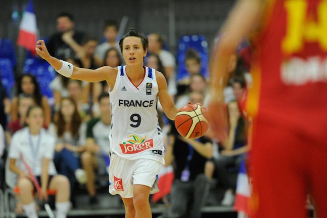 Prague 2017 la derni re mission de c line dumerc women sports - Coupe d europe basket feminin ...