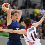 La défense de Gaëlle Skrela s'annonce capitale face à la Slovaquie de Zuzana Zirkova en quarts de finale jeudi soir.