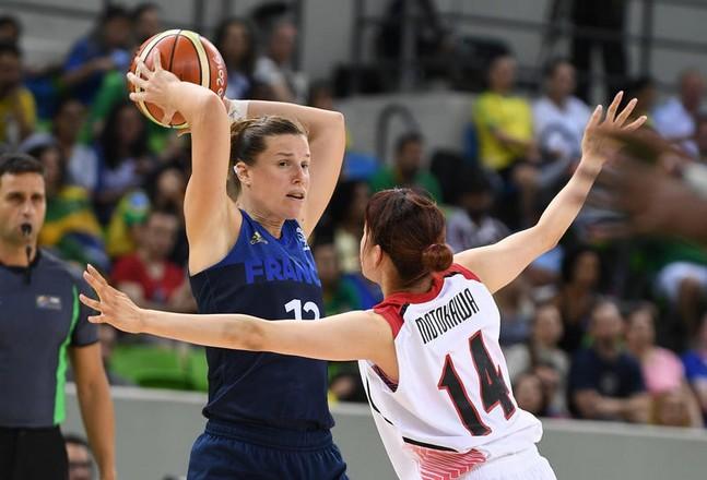 Euro basket 2017 prudence pour les bleues en quarts de finale women sports - Coupe europe basket feminin ...