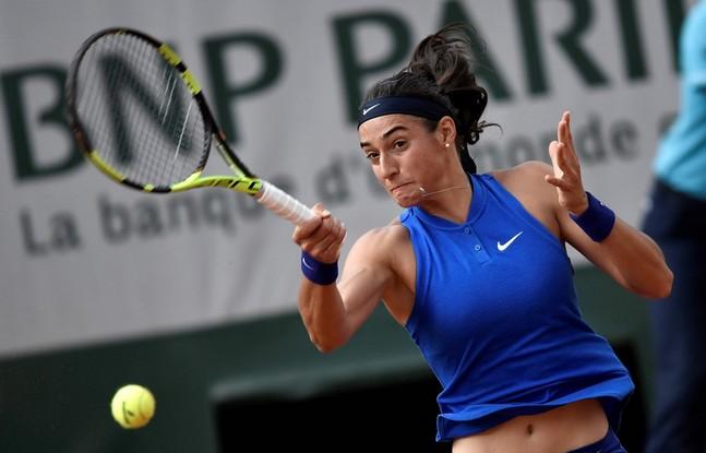 Garcia éliminée, plus de tricolores à Roland-Garros