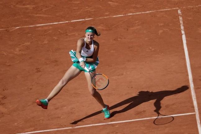 Roland-Garros : Mladenovic éliminée aux portes de la demi-finale