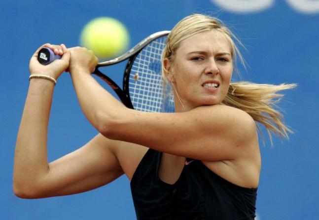 Sharapova forfait pour Wimbledon