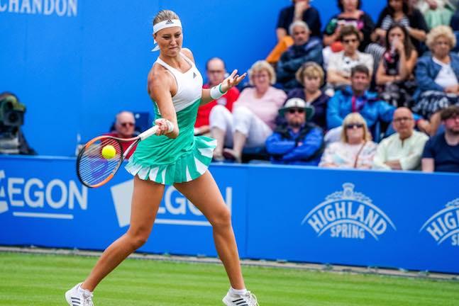 Wimbledon: Mladenovic, chef de meute des françaises