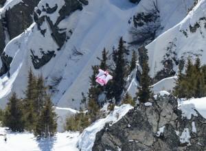 wingsuit - Lionel Favre