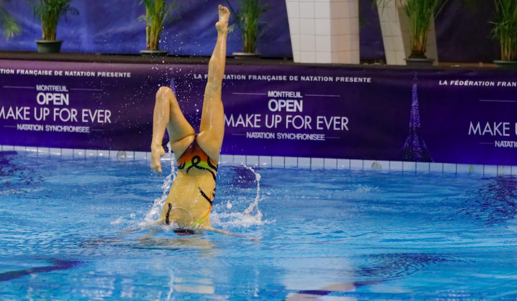 Svetlana Kolesnichenko s'offre une 3ème médaille d'or à Budapest