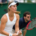 Mandy Minella doit encore disputer le double dames à Wimbledon. Photo DR/.