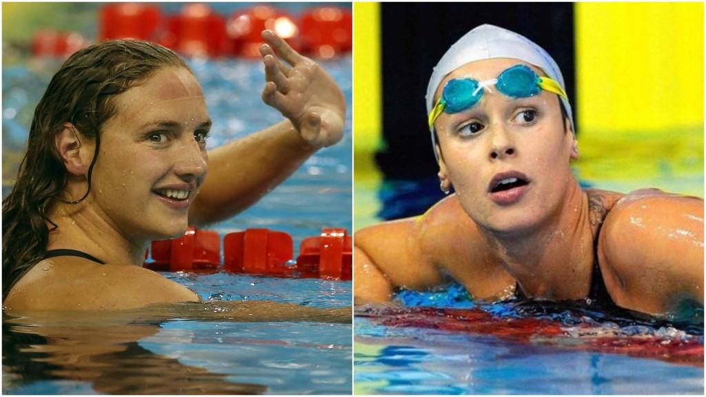 Le top 5 de la semaine : la natation féminine au rendez-vous !