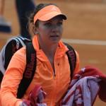 La Roumaine Simona Halep a vu la place de N°1 du tennis féminin mondial lui échapper de peu...