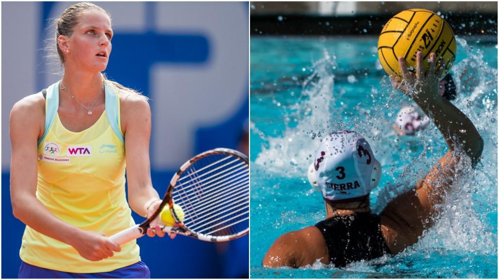 Les tops/flops de la semaine: le tennis à flot, le water-polo prend l'eau…
