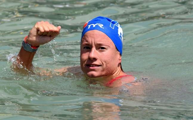 Aurélie Muller conserve son titre