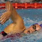 Charlotte Bonnet a remporté deux titres nationaux en établissant deux nouveaux records.