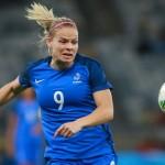 Eugénie Le Sommer et ses coéquipières n'ont encore jamais gagné de titre avec l'équipe de France mais elles entendent bien changer la donne !