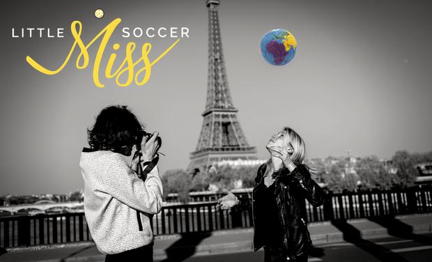Sport Univers'Elle nous présente le projet «Little Miss Soccer»