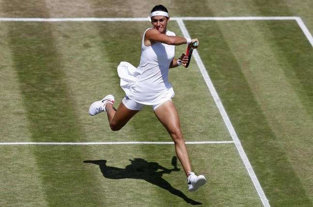 [Wimbledon 2018] Garcia déjà sortie, les Françaises font la grimace