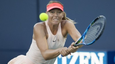 Maria Sharapova invitée à l'US Open