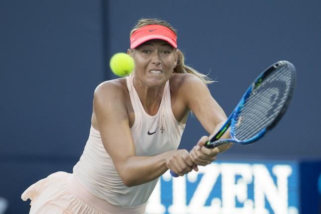 Sharapova stoppée dans son retour