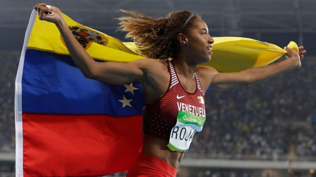 Yulimar Rojas sacrée au triple saut