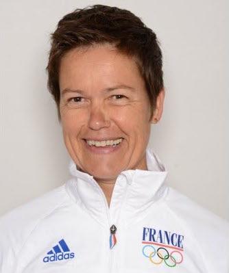Rencontre avec Christine Gossé, responsable du secteur féminin et entraîneure d'aviron : «Je suis la seule entraîneure femme en équipe de France élite d'aviron, mais cela changera si les rameuses décrochent une médaille»