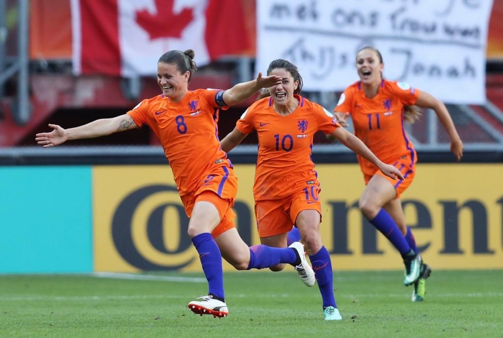 Les Néerlandaises championnes d'Europe