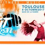 Le «Color Fit Festival by L'Orange Bleue» débarque à Toulouse le dimanche 8 octobre pour une journée sportive et festive. (c) L'Orange Bleue.