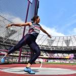 Mélina Robert-Michon est élue pour la 3e fois athlète française de l'année par les internautes. @KMSP