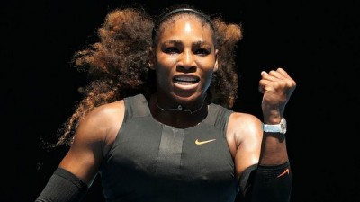 Serena Williams est maman