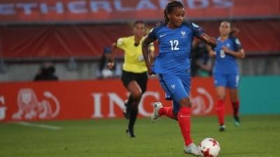 Elodie Thomis, ses plus beaux buts en Equipe de France