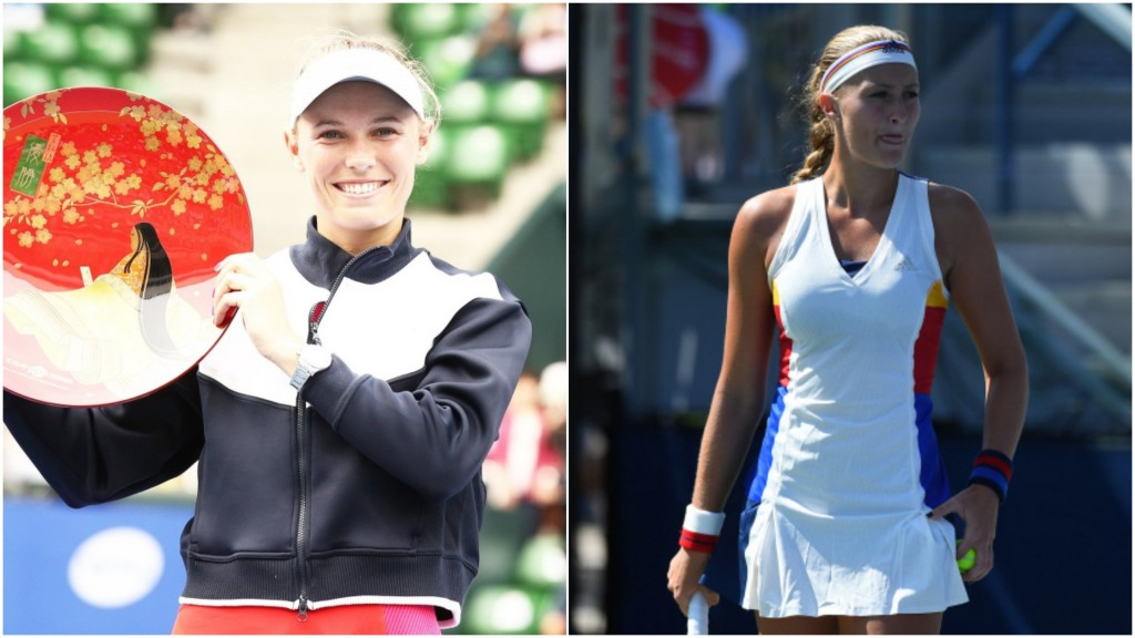 Les tops/flops de la semaine : Wozniacki gagne (enfin!), Mladenovic perd (encore…)