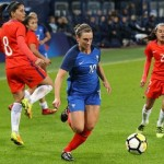 France-Chili Féminines A, 1-0, but et occasions
