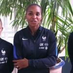 JO 2024 : réactions de Laura Georges, Eve Périsset et Grace Geyoro