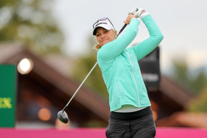 Anna Nordqvist remporte l'Evian Championship