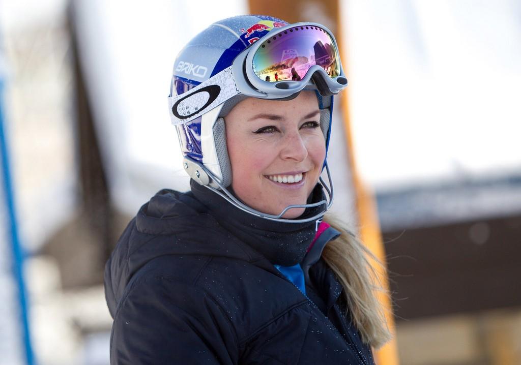 Lindsey Vonn : sa demande de skier contre les hommes réétudiée en mai