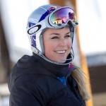 Lindsey Vonn s'était déjà vue refuser l'opportunité de skier contre les hommes en 2012. (c) Snow Snow.