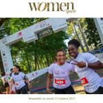 En «Une» de la newsletter Women Sports cette semaine, notre rencontre avec Gévrise Émane sur la Elle Run New Balance 2017 dimanche à Paris.