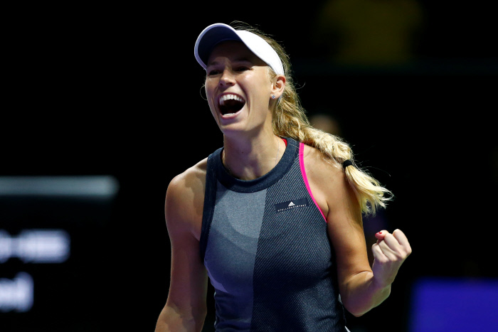 Classement WTA : Wozniacki 2e, Svitolina 4e