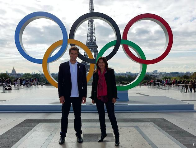 « Les Jeux sont l'événement le plus enthousiasmant au monde ! Ils constituent un formidable message d'optimisme pour toute la société, et en particulier pour la jeunesse » - Anne Hidalgo, maire de Paris.