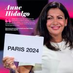 «Que d'ici 2024, chaque Parisien soit à moins de 5 minutes d'une installation sportive !» - Anne Hidalgo, maire de Paris.