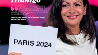 Anne Hidalgo : « Il y a encore beaucoup à faire pour développer la place des femmes dans le sport »