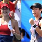Les deux Françaises Caroline Garcia et Alizé Cornet se retrouvent en huitièmes.
